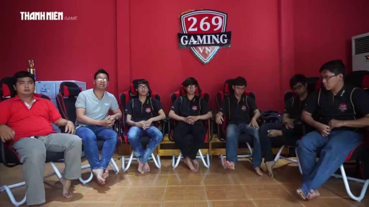 Team 269: Phỏng vấn trước Giải Vô địch LMHT Đông Nam Á mùa Xuân 2015