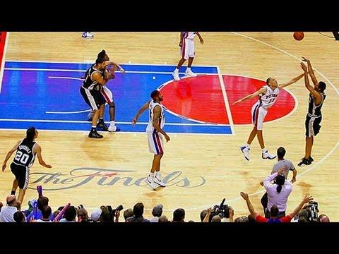 All NBA Playoffs Clutch Shots (2004-2005)