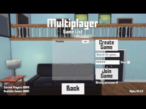 Как поиграть в игру Whos Your Daddy по сети!(ПИРАТКА!!!)