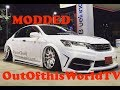 Honda Accord Modified / Modded - Car Stuff TURBO - Air Suspension - Height adjustable suspension