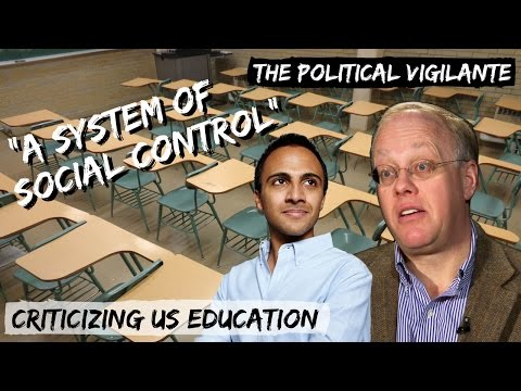 Hedges & Goyal On Our Failed Education System — The Political Vigilante
