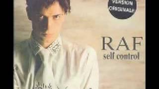 Raf - Self Control (Original)