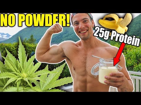 How To Make A Protein Shake Without Protein Powder Recipe
