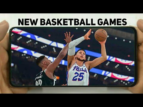 Download Top 10 New Basketball Games Of 2021 For Android/iOS [High Graphics]