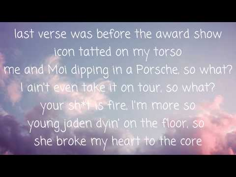 ICON? ELECTRIC - Jaden Smith |Lyrics|