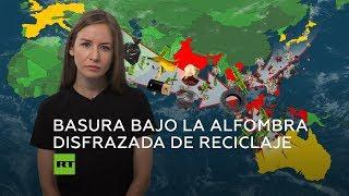 El 'secreto' de algunos países ricos para 'reciclar'