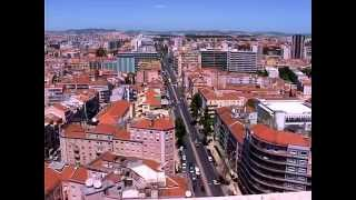 Video touristique du Portugal. Film de Lisbonne, part 1 de 6.