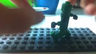 Как снимать Лего мультики урок 3 бег человечка