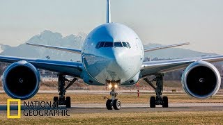 Мегазаводы: Боинг 747 / Boeing 747 FULL HD
