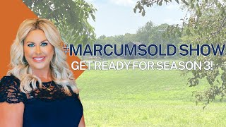 Coming Soon!! Y'all! Get excited! Season 3 of The #MARCUMsold Show!