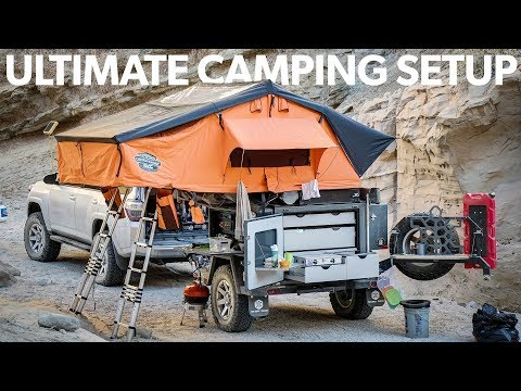 Turtleback Expedition Trailer Walkaround (this is the new one!)