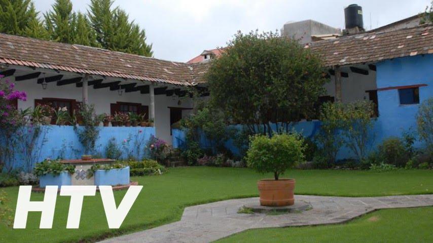 hotel la casa azul huasca en huasca de ocampo youtube