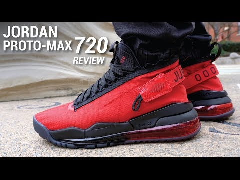 3d7b70d497776 Early Review: Jordan Proto-Max 720 - YouTube