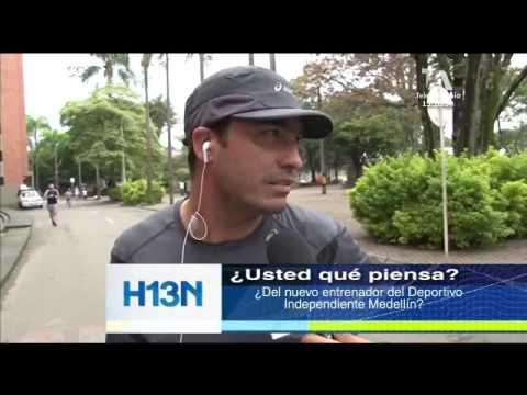 Esto piensan los hinchas de Independiente Medellín de Fabio Martínez
