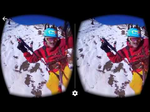360° Virtual Reality Headset Flying Experience - Compilation