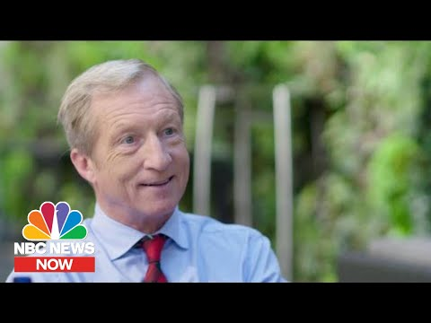 Tom Steyer On President Donald Trump's 'Destructive' Initiative Of 'America First' | NBC News Now