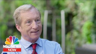 Gambar cover Tom Steyer On President Donald Trump's 'Destructive' Initiative Of 'America First' | NBC News Now