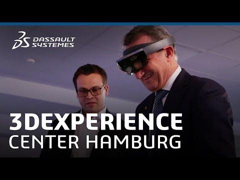 3DEXPERIENCE Center Hamburg - Dassault Systèmes