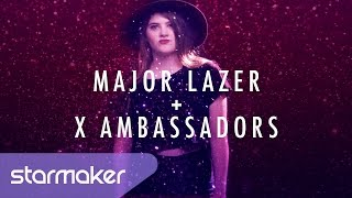 Major Lazer (Be Together) + X Ambassadors (Renegades) Collab Lab Mashup - Kayla Korpics