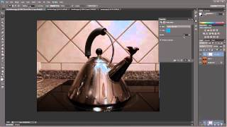Adjusting White Balance in Adobe Photoshop CS6
