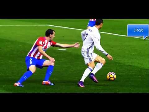 Neymar Jr vs Cristiano Ronaldo Skills & Goals Battle 2017 ...