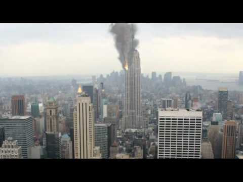 Animated Snow Wallpaper Caught On Tape Empire State Building Under Attack Youtube