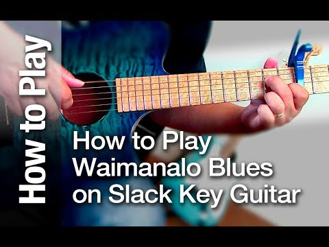 "how-to-play-""-waimanalo-blues-""-on-slack-key-guitar"