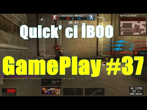 Quick'ci İBO !  Wolfteam Opuvedim GamePlay #37