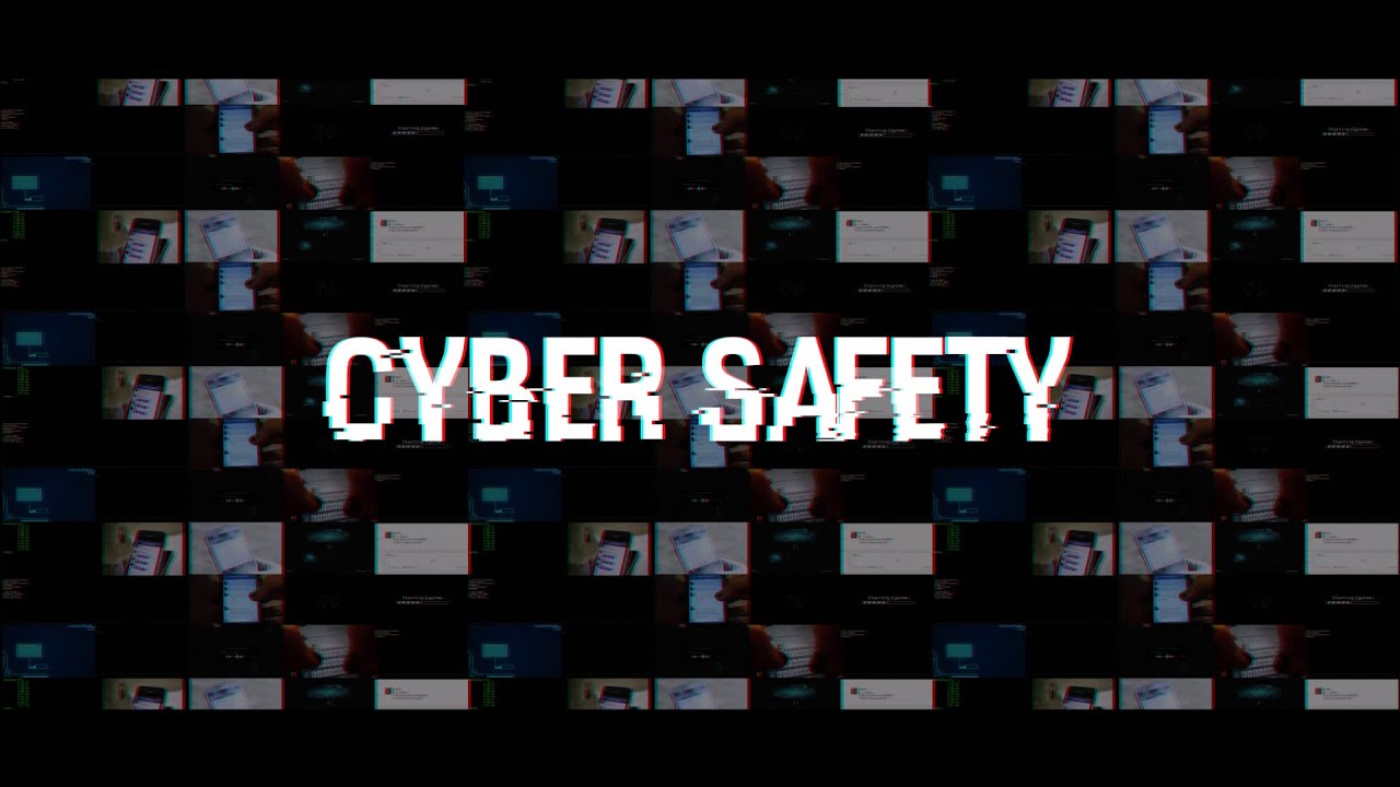 cyber safety_Cyber Safety Animation - YouTube