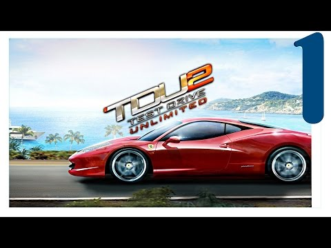 Test Drive Unlimited 2 #1 ( Здрасти! )