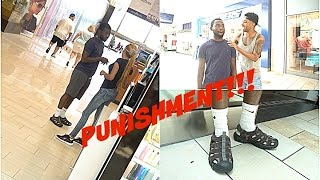 PICKING UP GIRLS IN SKECHERS PUNISHMENT!!!  Very funny moments!!  (MUST WATCH) VLOG