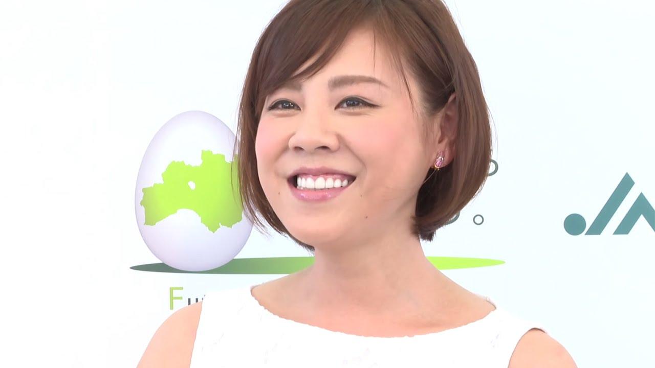 笑顔が可愛い高橋真麻