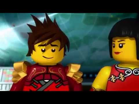 The Green Ninja - LEGO Ninjago - Season 1 , Full Episode 10 - YouTube