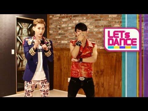 Let's Dance: MYNAME(마이네임) _ Baby i'm sorry(베이비 아임 소리) [ENG/JPN SUB]