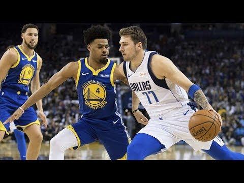 Mavs Blowout Warriors! Luka Doncic Triple Double! 2018-19 NBA Season thumbnail