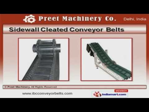 Conveyor Idlers & Rollers By Preet Machinery Co., Delhi