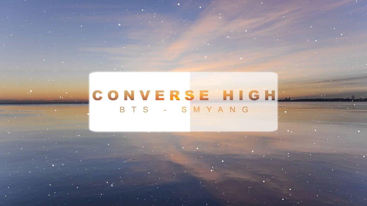 BTS (방탄소년단) - Converse High - Piano Cover