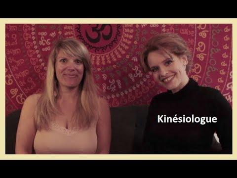 Interview Julie Gallois #01 : La kinésiologie, qu'est-ce que c'est ?