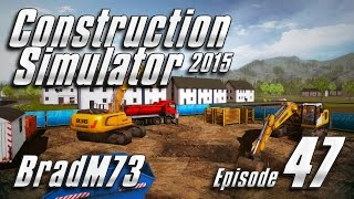 Construction Simulator 2015 GOLD EDITION - Episode 47 - GOLD UPDATE!!!