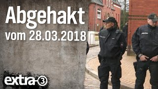 Abgehakt am 28.03.2018