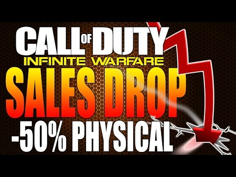 Infinite Warfare Physical Sales Down 50% (COD BO3 KN-44 R.A.P.S. Gameplay)