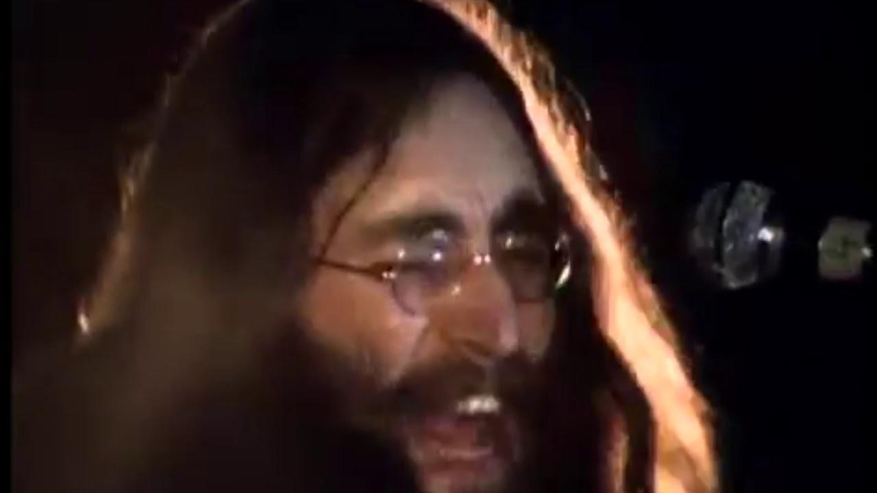 Yer Blues- John Lennon & Plastic Only Band- Toronto 1969 (NO YOKO ...