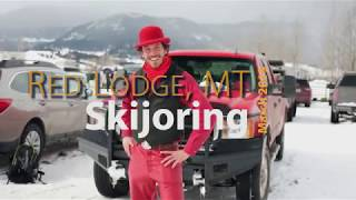2019 National Finals Skijoring | Red Lodge, MT
