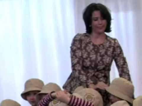 "Crown Princess Mary launches Cancer Society's ""Sun-Campaign""  - l (2007)"