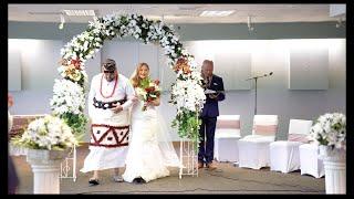 Olivah and Viliami Wedding Film
