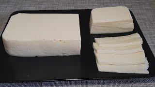 Домашний плавленый сыр из 2 ингредиентов