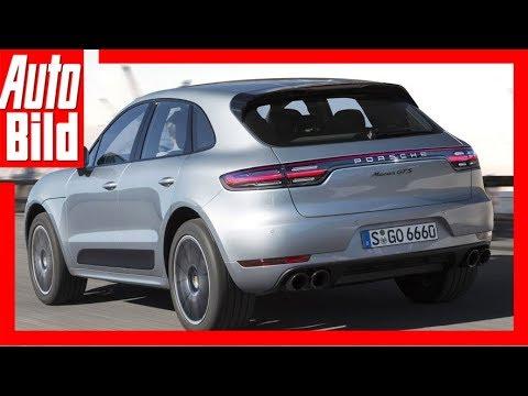 Zukunftsaussicht Porsche Macan Facelift 2018 Details Erklärung
