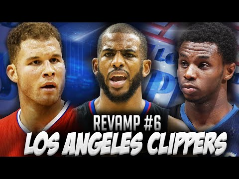 NBA2K16 MyLEAGUE - Revamping the L.A Clippers! Andrew Wiggins Trade? Chris Paul? Durant?