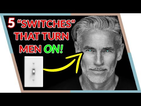 """5 Sexy """"Seduction Switches"""" That Instantly Turn Men On"""