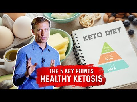 The 5 Things You Must Know About Ketosis